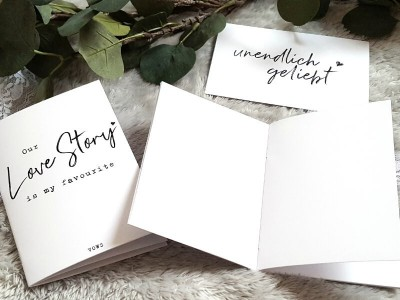 """2x Eheversprechen """"Love Story"""" - 4"""