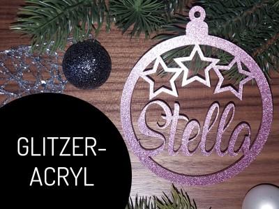 """Weihnachtskugel """"Stars"""" - 2"""