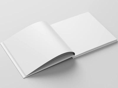 "personalisiertes Gästebuch ""Watercolor"" - 2"