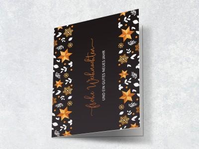 Weihnachtskarte - 2