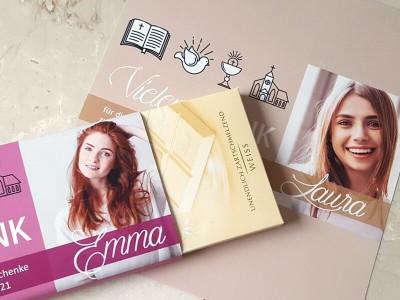 "Schokoladenbanderole ""Emma"" - 4"