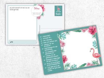 Postkartenspiel - 2