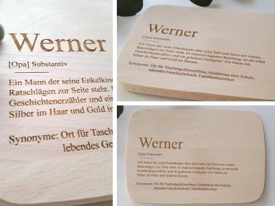 """copy of Poster """"Ehefrau"""" Definition - 2"""