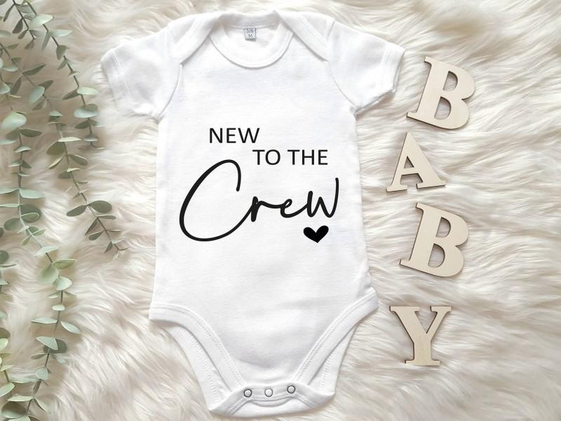 "Baby-Body ""New to the Crew"" - 1"