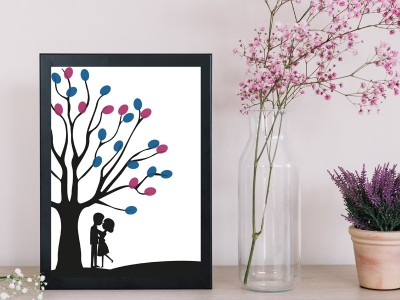 personalisierter Weddingtree - 2
