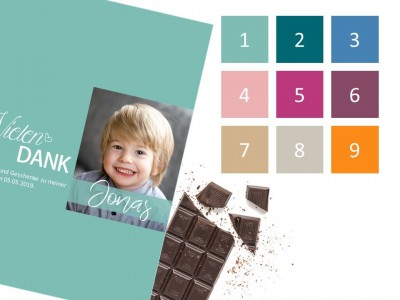 XL Schokoladenbanderole - 4