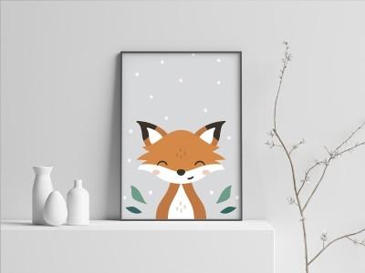 Poster Fuchs - 1