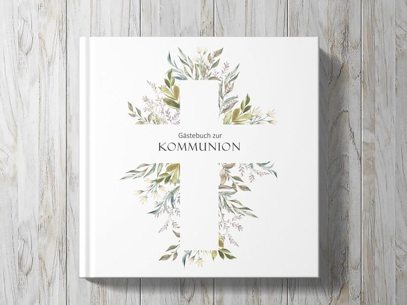 Gästebuch Kommunion - 1